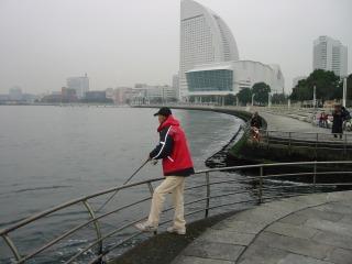 臨港 パーク 釣り