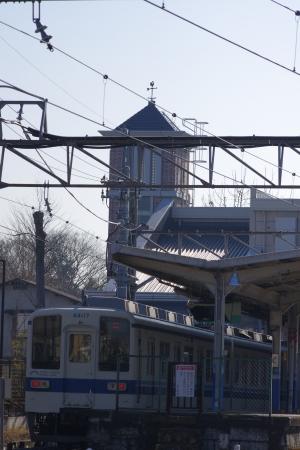 東武野田線 運河駅