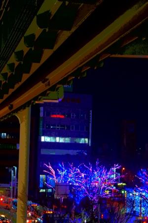 千葉モノレール 葭川公園駅