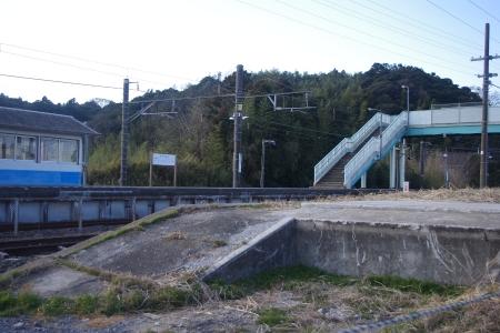 成田線 水郷駅