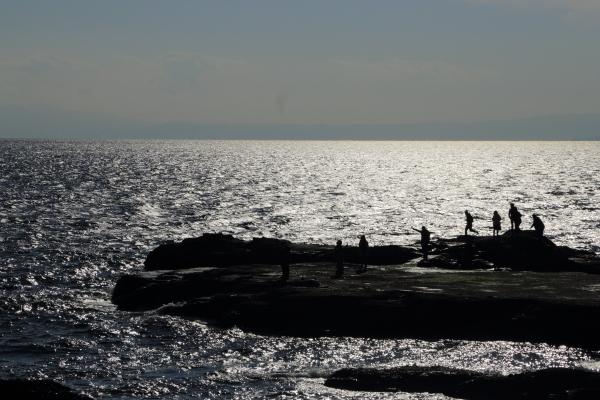 江ノ島の海 2016