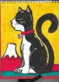 5猫と富士 (4)