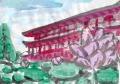 4薬師寺大講堂