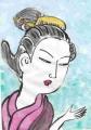 3浮世絵浮世美人花寄娘風鈴木晴信 (7)