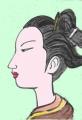 3浮世絵 風俗四季歌仙神楽月陰暦十一月鈴木春信(4)