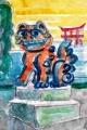 3白髭神社狛犬