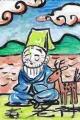 4西近江七福神 寿老神⑦白鬚神社(2)