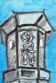 3穴太寺八角灯籠 (2)