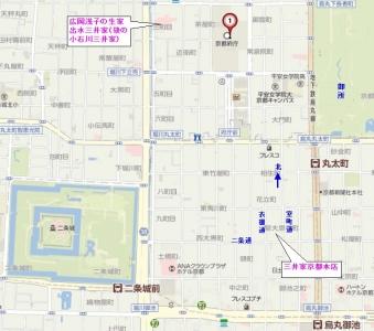 三井家地図