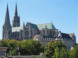 20151023シャルトル大聖堂 フランス