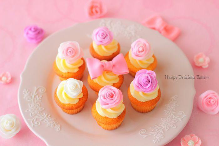 112バレンタインカップケーキ2