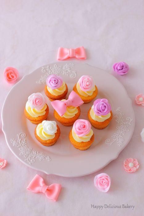 112バレンタインカップケーキ3
