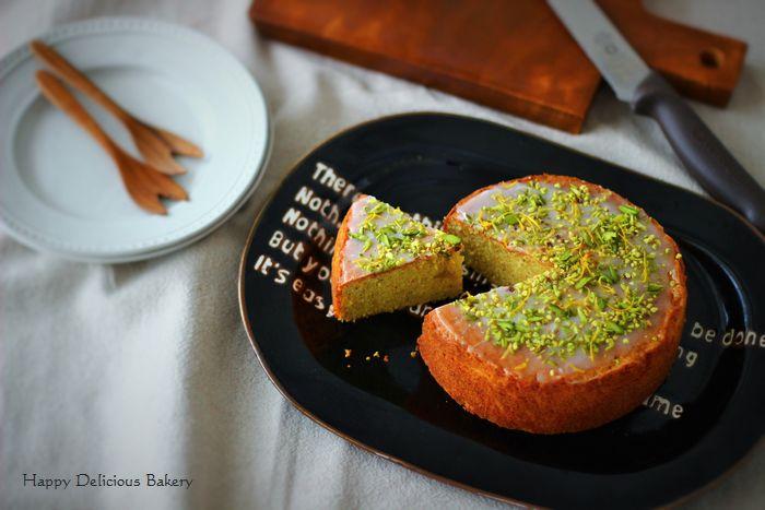 224ピスタチオケーキ
