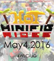 Hot Minifig Rides 2016 アワード発表 | 群馬レゴオフ