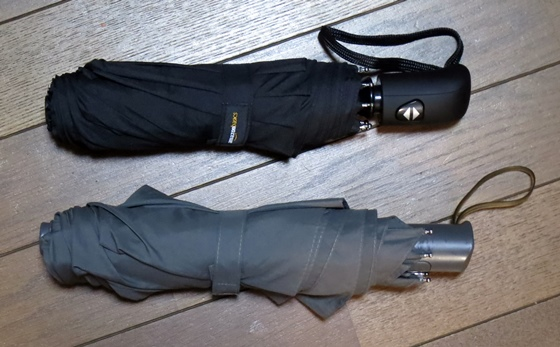 折り畳み傘新旧比較2