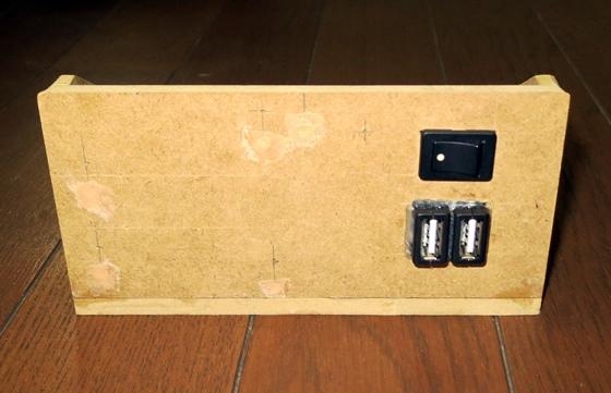 ベースボックス床2