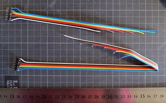 配線ケーブル製作