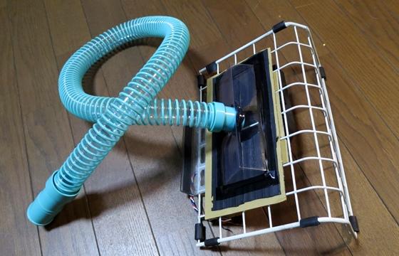 吸煙実験装置2