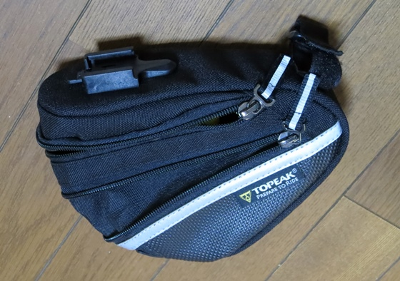 TOPEAK Wedge pack2拡張