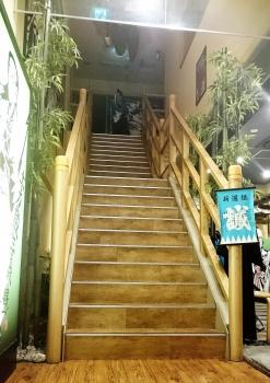 はなの舞池田屋(階段)