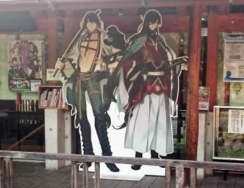 パネル(長曽祢虎徹&和泉守兼定)