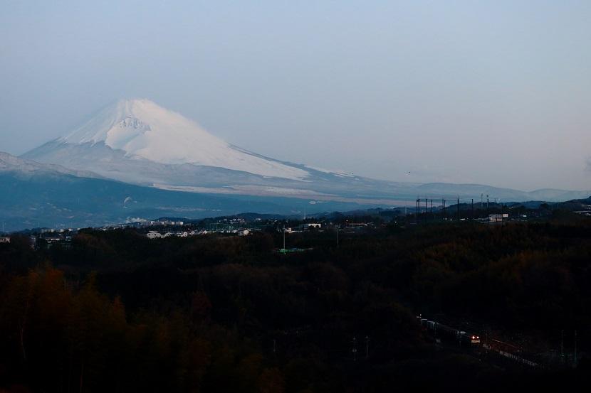 日本人ならやっぱ富士山でしょう!