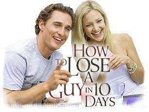 10日間で男を上手にフル方法