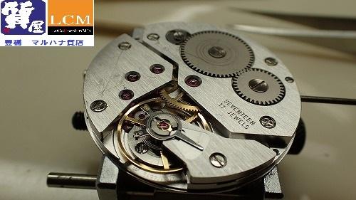 時計機械1