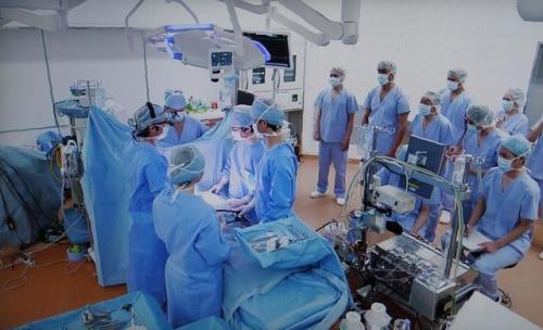 人工心臓手術