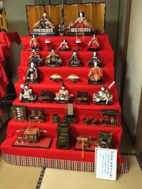 2016-03-05宗恩寺の七段飾り