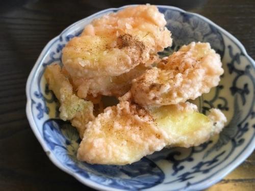 2016-03-15リンゴの天ぷら