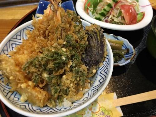 2016-03-27初音の天丼