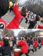 京都マラソン沿道盛上隊