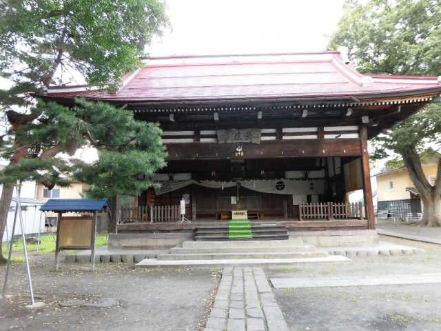 武瑞穂神社の参道橋 (8)