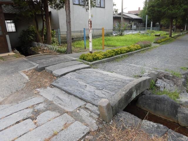 皇大神社の参道橋 (3)