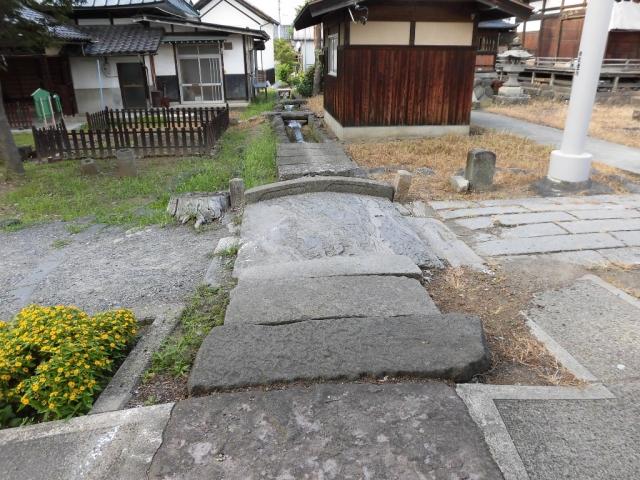 皇大神社の参道橋 (5)