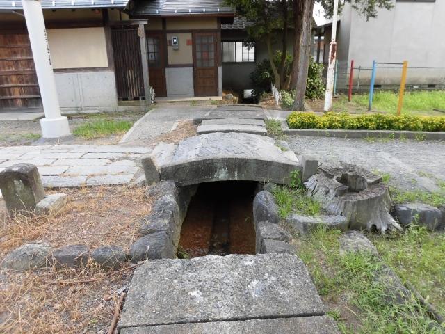 皇大神社の参道橋 (4)