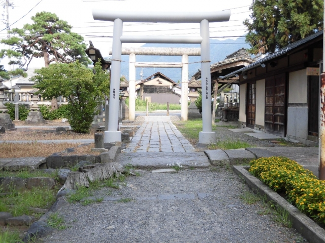 皇大神社の参道橋 (6)