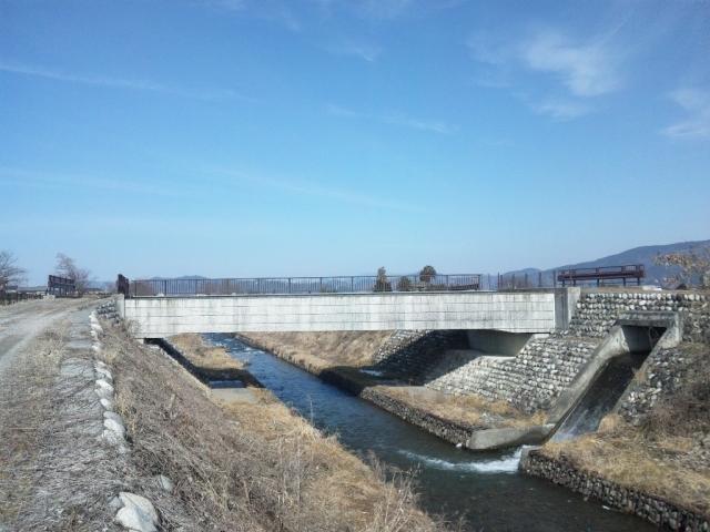 矢原堰水路橋 (3)