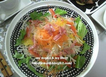 3-27 サラダは毎日必ず食べたい