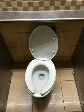 韓国のトイレでいつもおもう事。