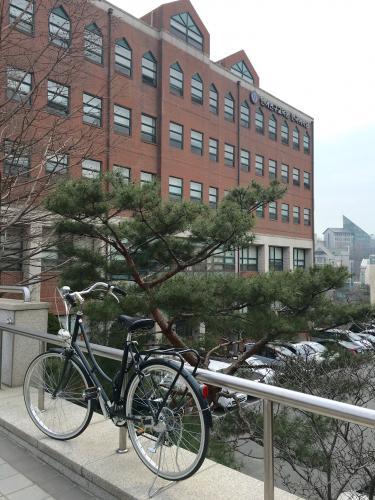 春学期がスタートした延世大学。