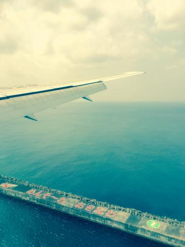 ただいま沖縄。