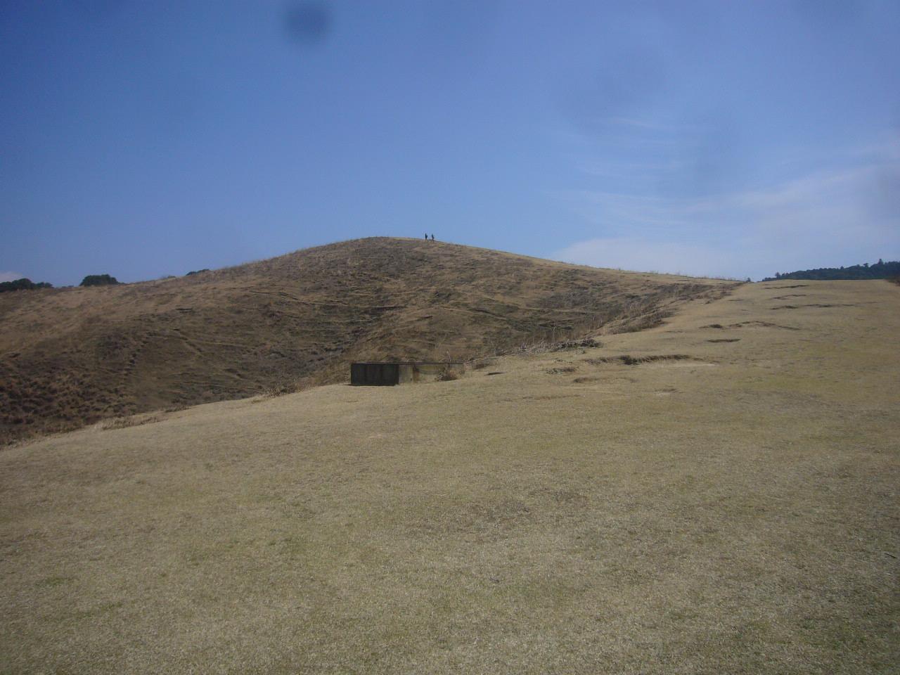 奈良若草山 H28.3.23