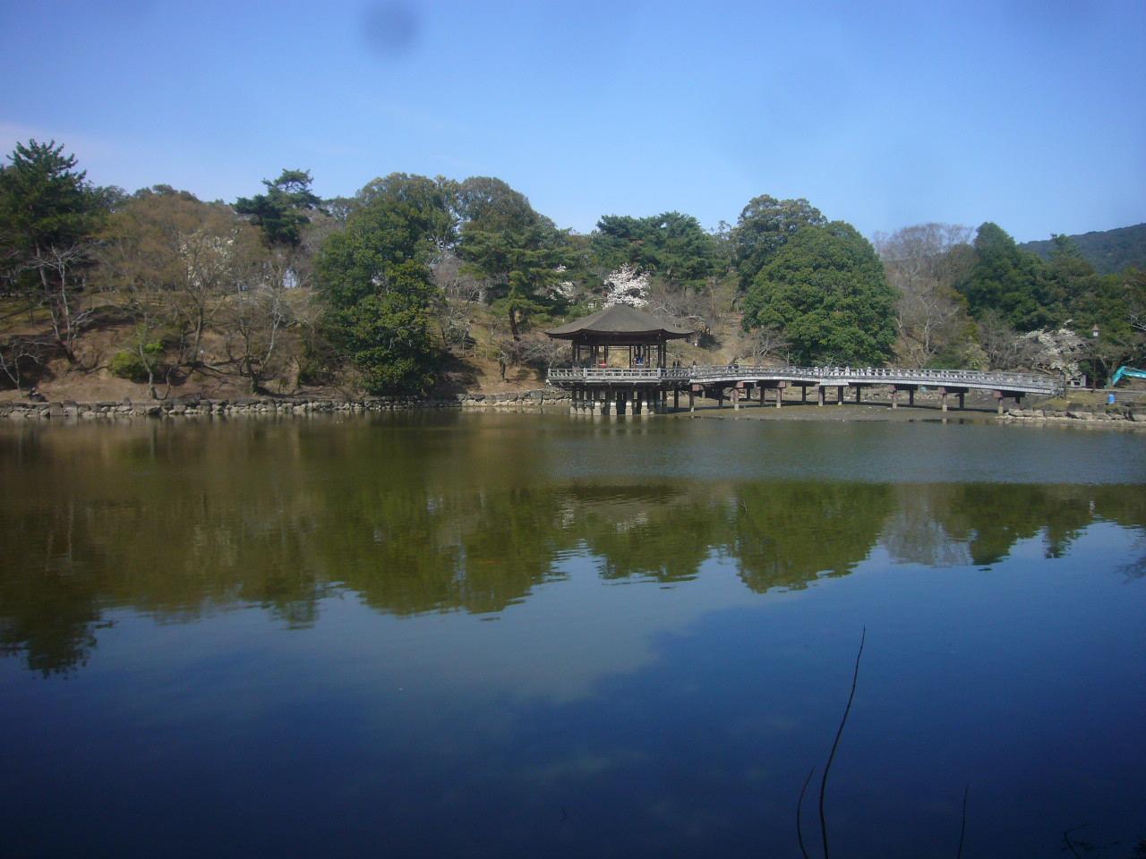 奈良浮見堂 H28.3.23