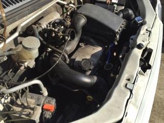 ワゴンR F6A インタークーラー外し