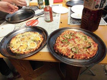 28年度春のピザ焼き4