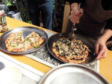 28年度春のピザ焼き6