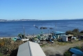 漁船が停泊