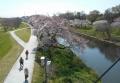 富士下橋から見た新河岸川